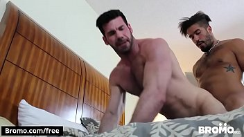 Billy bean baseball player gay Massage getaway scene 1 featuring billy santoro and trey turner - bromo