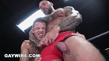 Gay muscle fuck free videos Gaywire - nic sahara learning how to wrestle and fuck from jason collins