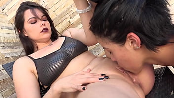 Lesbian Pussy And Ass Licking By Demi Lilith And Bianca