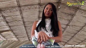 MAMACITAZ - Latina Amateur MILF Fernanda Martinez Has Hot Sex With Naughty Guy