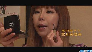Minami Kitagawaґs foursome ends in an asian cum facial - More at javhd.net 8 min