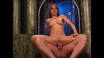 Top rated redhaired slut was shot in the tail by horny well-set dude