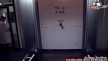 German female doctor test viagra at patient and fuck him 29 min