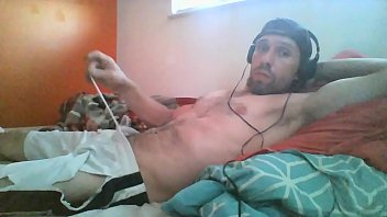 Gay live xxx Stroking my cock on webcam for you