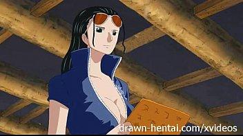 Sex piecing One piece hentai - nico robin
