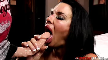 PORNSTARPLATINUM  Veronica Avluv Solo Pussy Plays Before BJ
