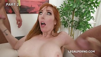 Lauren 2 vaginas - Loan sharks 2 lauren phillips enjoys herself, anal gangbang with balls deep anal, gapes, dap, facial gio984