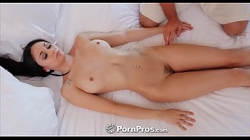PORNPROS Brunette Ariana Marie hotel vacation fuck and facial video