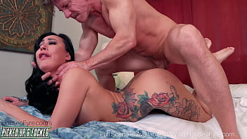 Picked Up and Fucked: Lily Lane and Laz Fyre CREAMPIE 4K