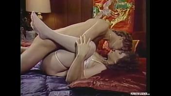 Pornstar Legend Little Oral Annie Deep Throats Tom Byron's Cock