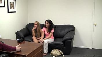 Shameless Teen Robyn Licks Her Awkward BFF Tonya! thumbnail