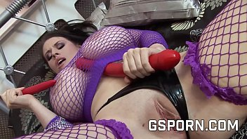 Sexy lingerie to fucking ass with hard cock and dildos