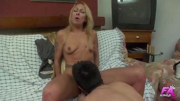 Tamara teaches about sex and butt fucking to her younger friend Manolito Vorschaubild