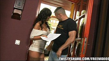 Beautiful Russian Wife Fucks The Salesman Paid To Deliver Her Car 8 Min