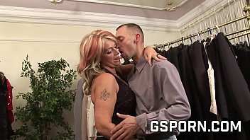 The Sexy Cougar Milf Joanna Deep Fucked Hard By A Young Cock