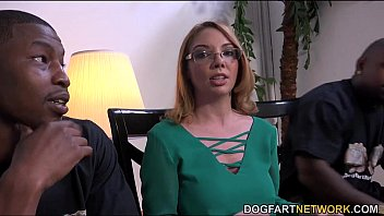 MILF babe Kiki Daire Gets Interviewed at DogFart Preview