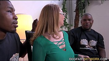 MILF babe Kiki Daire Gets Interviewed at DogFart & dasi giral sex thumbnail