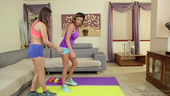 Danica Dillon Rough Threesome Play