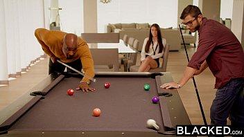 Blacked Brunette Lana Rhoades First Big Black Cock 11 Min