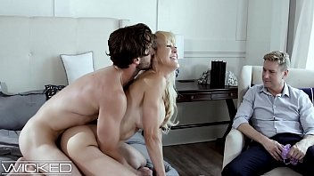 Wicked - Brandi Love's Husband Watches Her Fuck Other Man