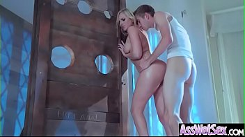 Anal Intercorse With Round Big Ass Naughty Girl (Kate England) clip-17
