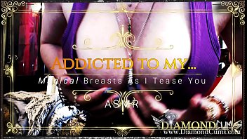 Addicted To My Breasts ASMR Tease