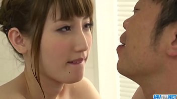 Naked Karin Aizawa craves for cock in her warm vag - More at javhd.net