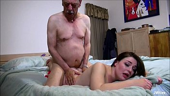 Xxx With Amateur Who Is Fucked By Her Grandpa