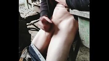 Huge cumshot