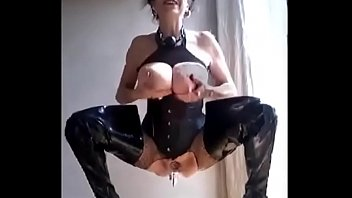 Mozenrath 1 Mature Milf Is Milking And Pissing 2 min