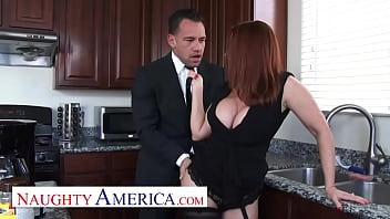 Naughty America - Janet Mason gets a Cream Pie consolation 15分钟