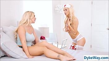 Lesbian nurse molests patient