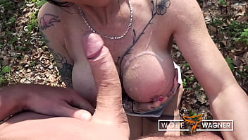 Julia Exclusiv: A German Milf with big fake tits and big ass from Berlin! WolfWagner.com 25分钟