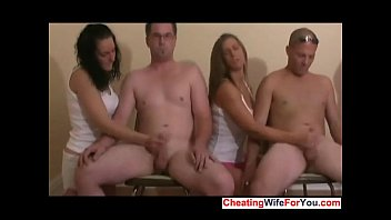 Handjob class for couples