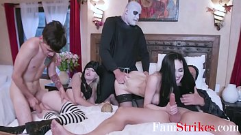 Adam's Sexy Family Fucks- Audrey Noir, Kate Bloom