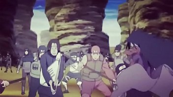 MADARA NO SURUBÃO SHINOBI