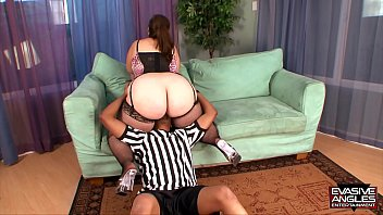Bottom of the sea i - Evasive angles big girl workout 2 with veronica bottoms