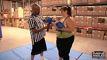 EVASIVE ANGLES Big Girl Workout 2 with Veronica Bottoms 11 min