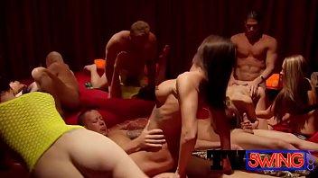 Grand orgy makes everyone feel horny
