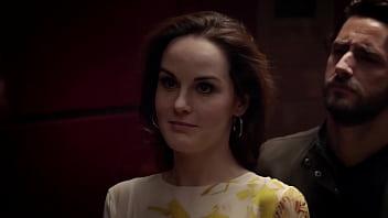 Michelle Dockery In Good Behavior 01x01 (Enhanced Moans)