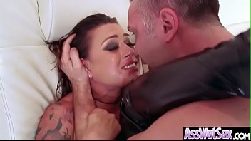 Big Ass Girl (Eva Angelina) Get Oiled And Enjoy Anal Hardcore Sex video-13 7分钟