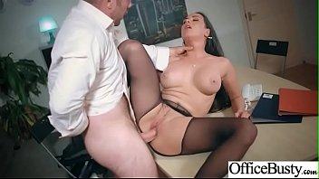 Hot Big Tits Girl (Mea Melone) Hard Nailed In O...
