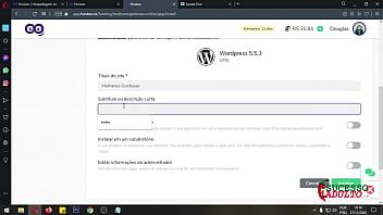 Como Criar Um Site Adulto Do 0 #3 | Instalando O Wordpress