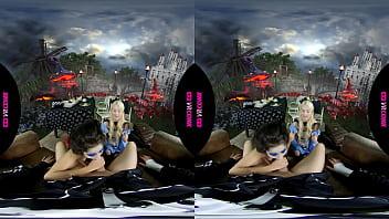 Vrconk Fantasti c Ffm Threesome With Lovita Fa  With Lovita Fate And Darce Lee In A Wonderland