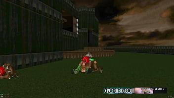 Hentai Doom HDOOM Gameplay