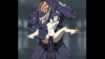 Nomu VS (Kyoka Jiro) [Boku no Hero Academia Parody]