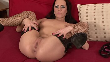 Hot brunette Mea Melone and two bi studs fuck each other hardcore 33 min