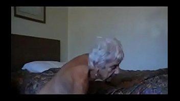 Seventy-year-old granny enjoys 2