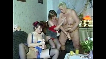 Real old women having sex Granny orgy