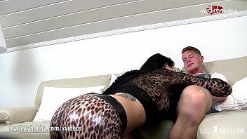 My Dirty Hobby – Meli Deluxe gets pounded hard 12 min